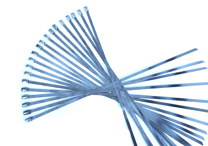 MIJ Stainless Steel Cable Ties