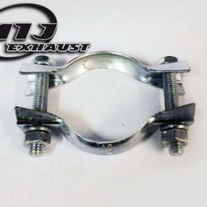 Manifold Clamp Two Piece Set mij exhaust