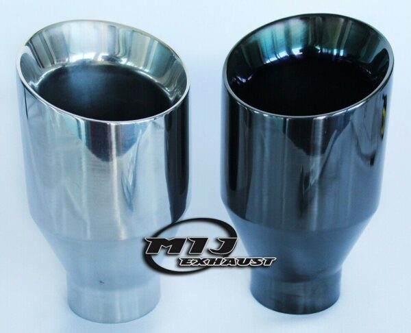 4inch slashed cut high quality exhaust tail pipetip