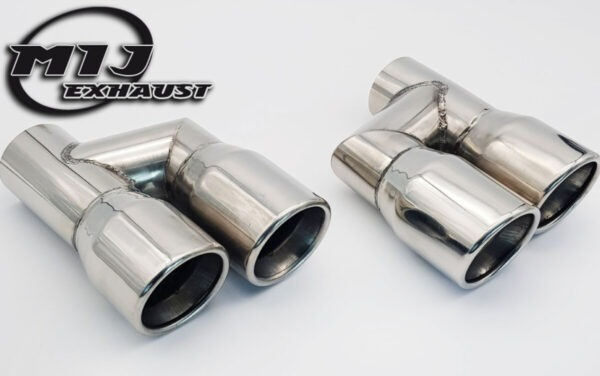 Exhaust Stainless Steel Tips