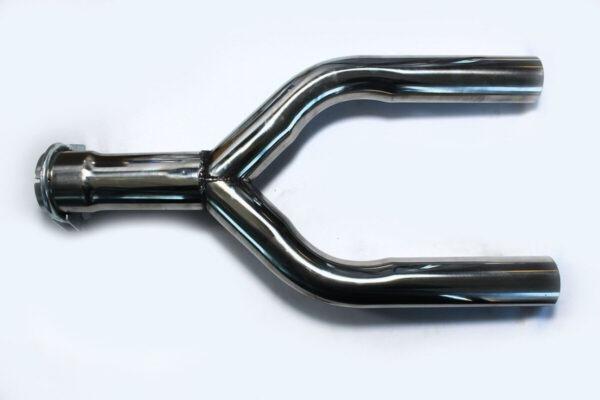 golf Y pipe r32 conversion
